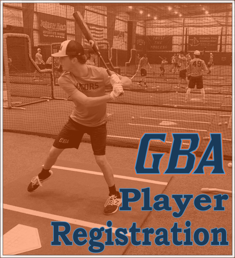 GBA Player Registration