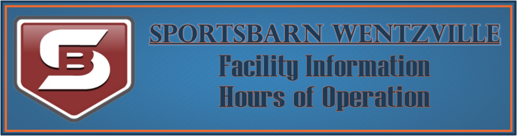 Facility Info Banner