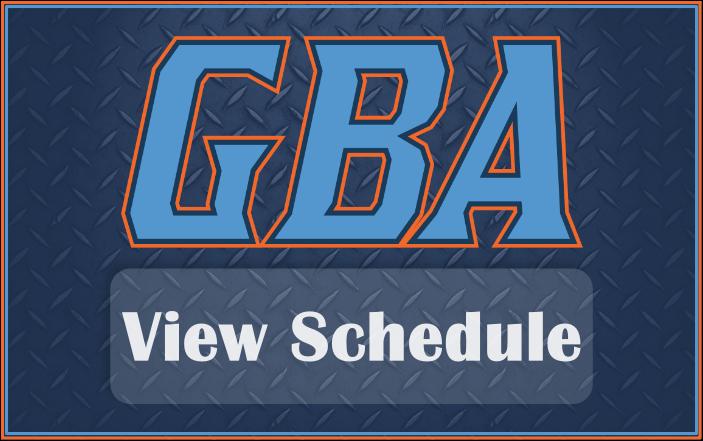GBA Schedule